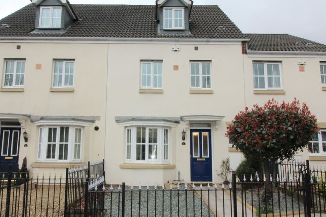 Thumbnail Terraced house for sale in Mill Court, Hafodyrynys, Crumlin, Newport