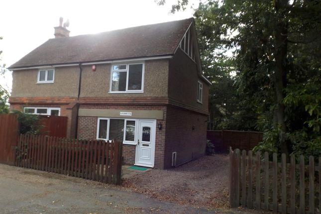 Thumbnail Semi-detached house to rent in Allen Gardiner Cottages, Pembury Road, Tunbridge Wells