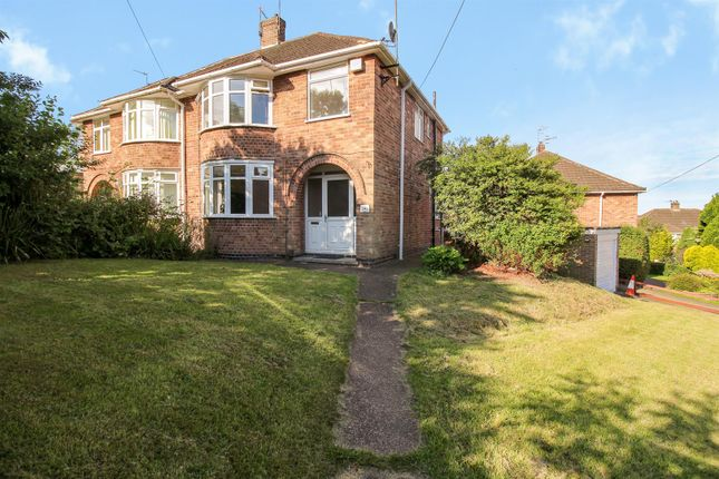 Thumbnail Semi-detached house for sale in Windsor Street, Stapleford, Nottingham