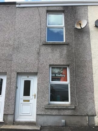Thumbnail Terraced house to rent in Morris Street, Morriston, Swansea