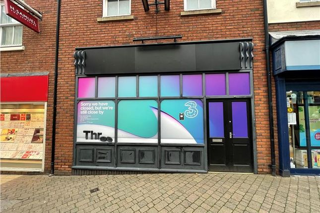 Thumbnail Retail premises to let in Castle Walk, Newcastle, Staffordshire