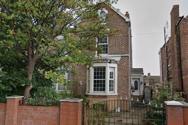 Thumbnail Semi-detached house for sale in Carlton Road, Birkenhead