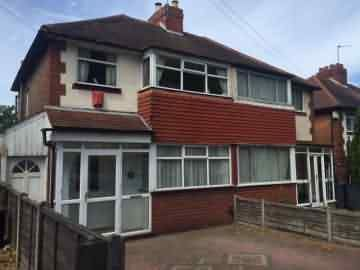 Thumbnail Semi-detached house to rent in Atlantic Road, Great Barr