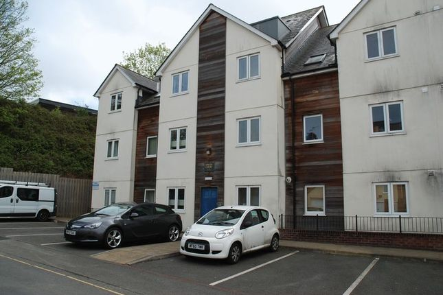 Thumbnail Flat to rent in Apsley Road, Mutley, Plymouth