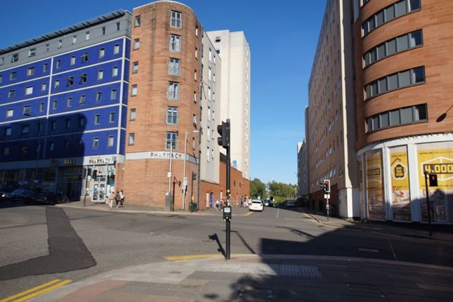Thumbnail Flat for sale in Blackfriars Road, Glasgow