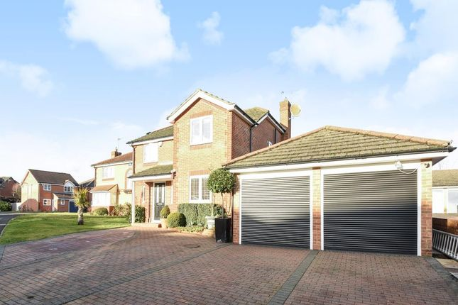Thumbnail Detached house for sale in Burnham, Buckinghamshire