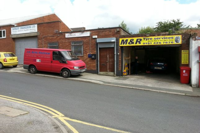 Thumbnail Light industrial to let in Houghton Street, Prescot