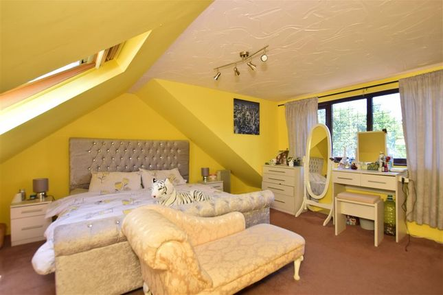 Master Bedroom of Harold Road, London E4