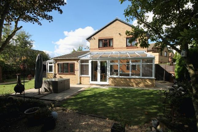 Thumbnail Detached house for sale in The Ridings, Kidlington
