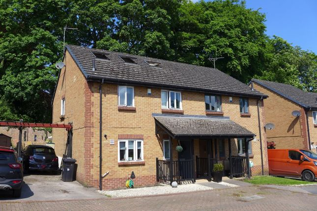 Thumbnail Semi-detached house to rent in St. Wilfrids Gardens, Ripon