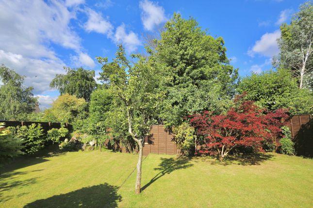 Rear Garden of Potter Close, Willaston, Nantwich CW5