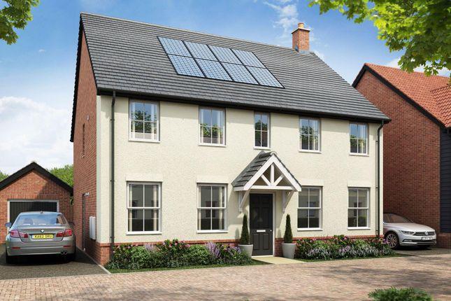 "Thumbnail Detached house for sale in ""Staunton"" at Stansted Road, Elsenham, Bishop's Stortford"