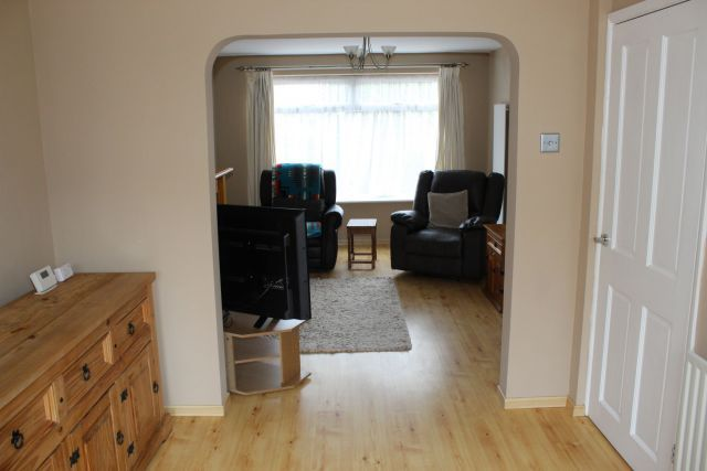 Lounge of East Leys Court, Moulton, Northampton NN3