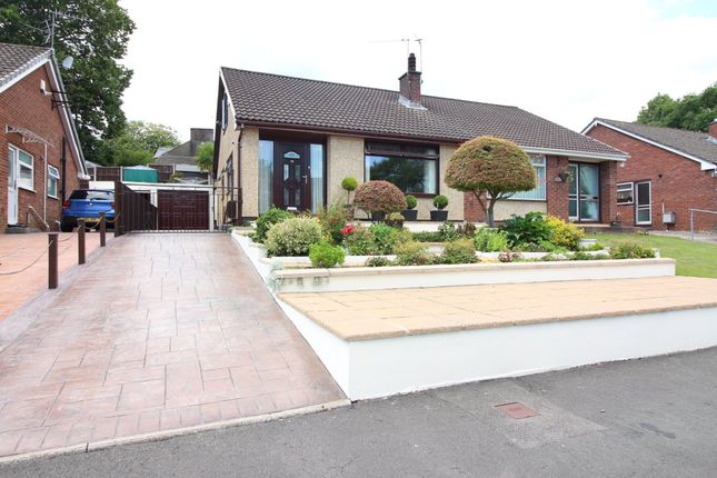 Thumbnail Semi-detached bungalow for sale in Catalpa Close, Newport