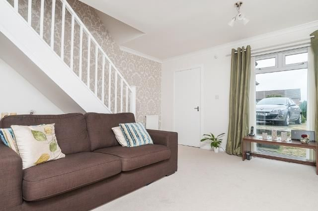 Thumbnail End terrace house to rent in Corbieshot, Edinburgh