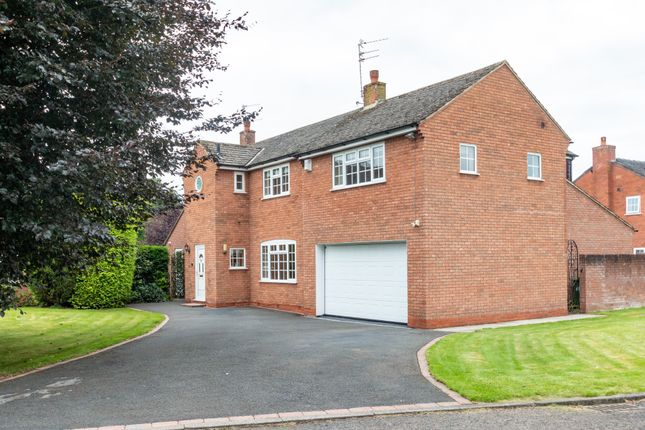 Thumbnail Detached house for sale in Foxley Close, Lymm