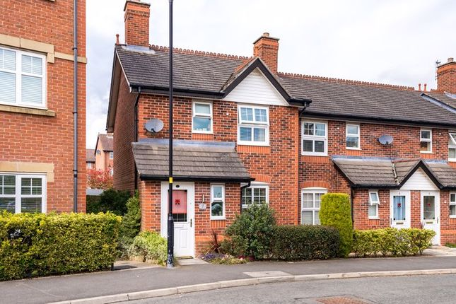 Thumbnail Terraced house for sale in Sandmoor Place, Lymm