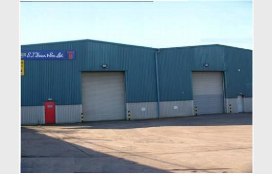 Thumbnail Warehouse for sale in Unit B, Manders Industrial Estate, Old Heath Road, Wolverhampton
