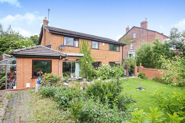 Thumbnail Detached house for sale in Chester Road, Hazel Grove, Stockport