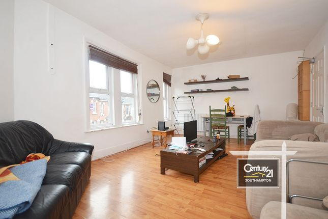 Thumbnail Flat to rent in Milton Road, Southampton