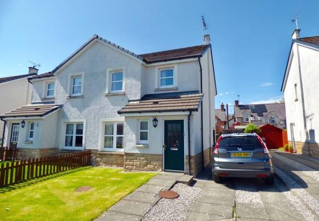 3 bed semi-detached house for sale in Connolly Court, Dumfries, Dumfries And Galloway