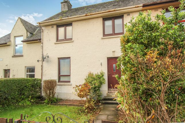 Thumbnail Terraced house for sale in Drumfada Terrace, Corpach, Fort William, Inverness-Shire