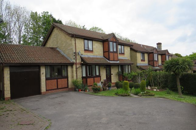 Thumbnail Detached house for sale in Cardinal Drive, Lisvane, Cardiff