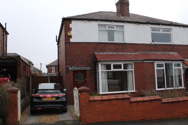 Thumbnail Semi-detached house to rent in Burnside Road, Smithills, Bolton