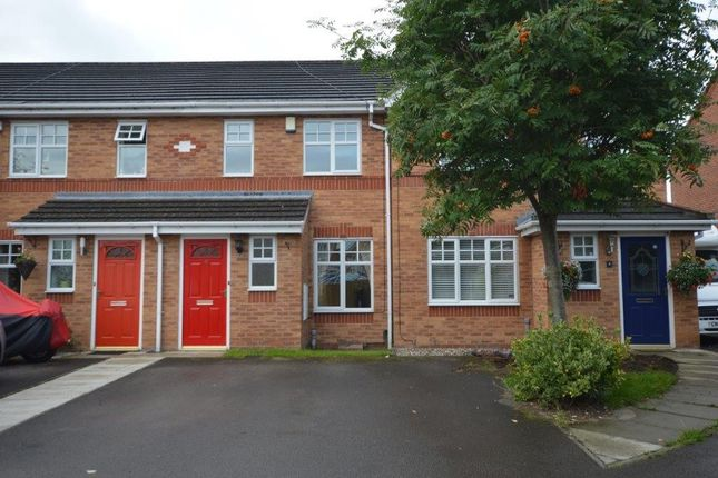 Thumbnail Town house to rent in Gleneagles, Wrexham