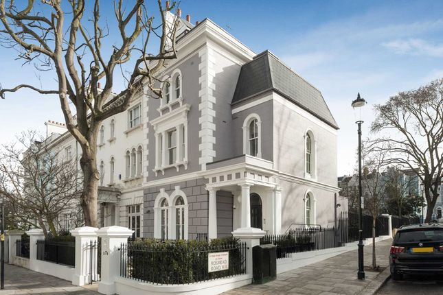 Thumbnail Detached house for sale in Elgin Crescent, London