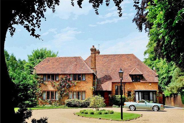 Thumbnail Detached house for sale in Green Lane, Burnham Beeches, Buckinghamshire