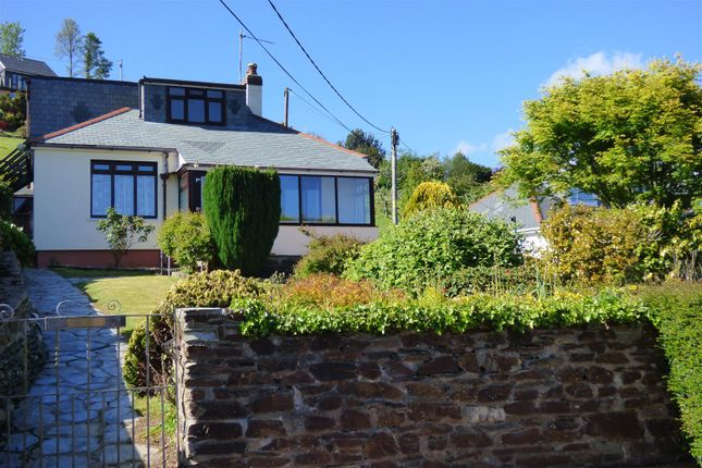 Thumbnail Detached bungalow for sale in Water Lane, Golant, Fowey