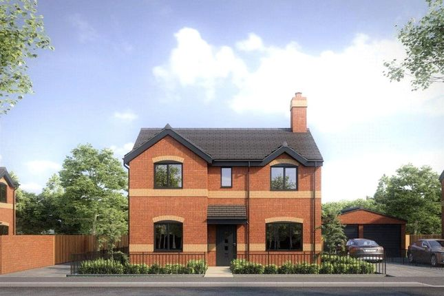 Thumbnail Detached house for sale in Cornfield Way, Billinghay