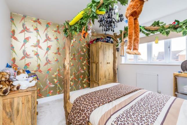 Bedroom 3 of Hampstead Drive, Weston, Crewe, Cheshire CW2