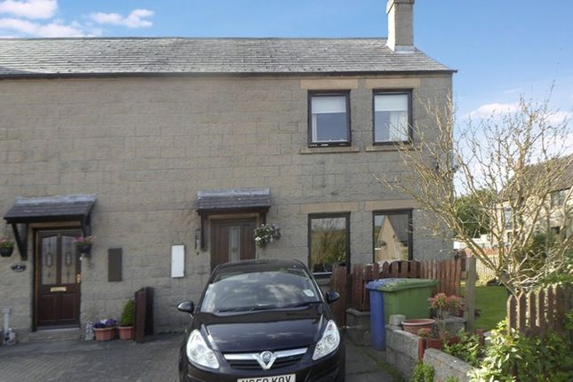 Thumbnail Semi-detached house for sale in Crawford Close, Elsdon, Newcastle Upon Tyne