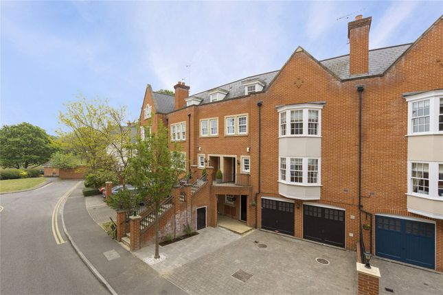 Thumbnail Terraced house for sale in Rhapsody Crescent, Warley, Brentwood, Essex