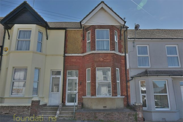 Thumbnail Terraced house for sale in Sidley Street, Bexhill-On-Sea, East Sussex