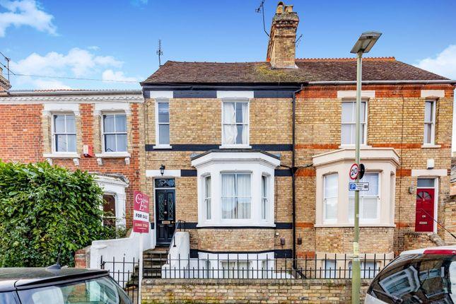 Thumbnail Terraced house for sale in Hurst Street, Oxford