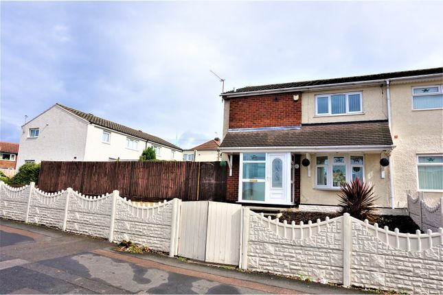 Thumbnail Semi-detached house for sale in Whitley Street, Wednesbury