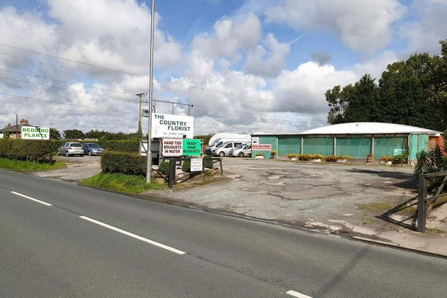 Thumbnail Retail premises for sale in Dickets Lane, Lathom, Skelmersdale