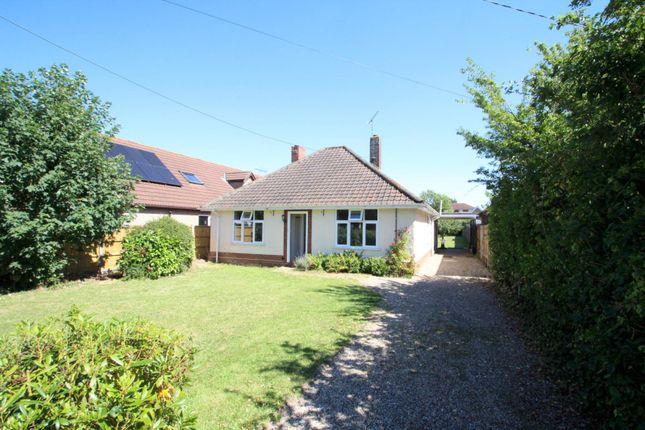 Thumbnail Bungalow to rent in Bell Lane, Kesgrave, Ipswich