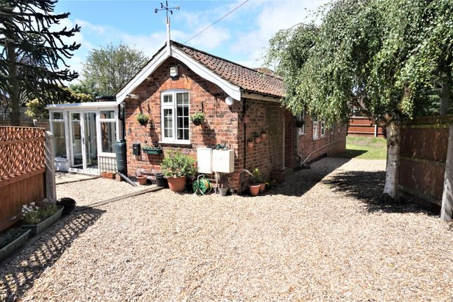 Thumbnail Detached bungalow for sale in Blackthorn Drive, Grimsby