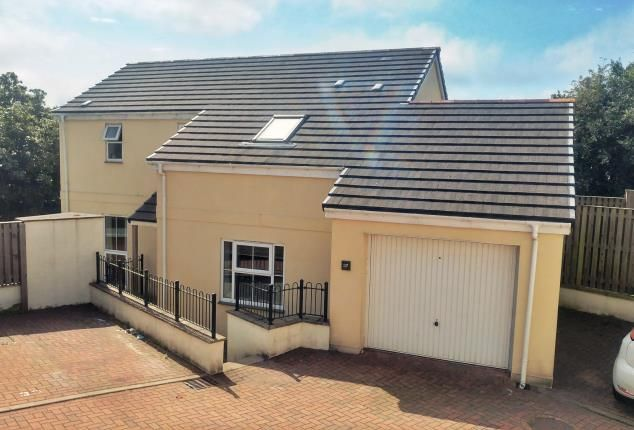 Thumbnail Detached house for sale in Truro, Cornwall, Uk