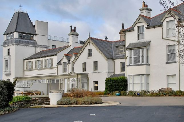 Thumbnail Flat for sale in Deganwy Castle, Station Road, Deganwy