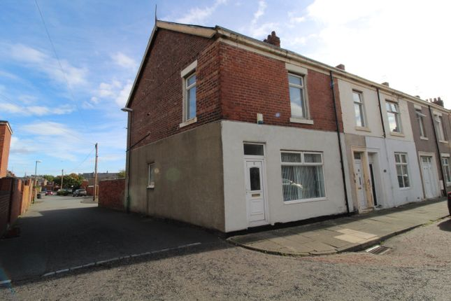 Thumbnail End terrace house to rent in Frobisher Street, Hebburn