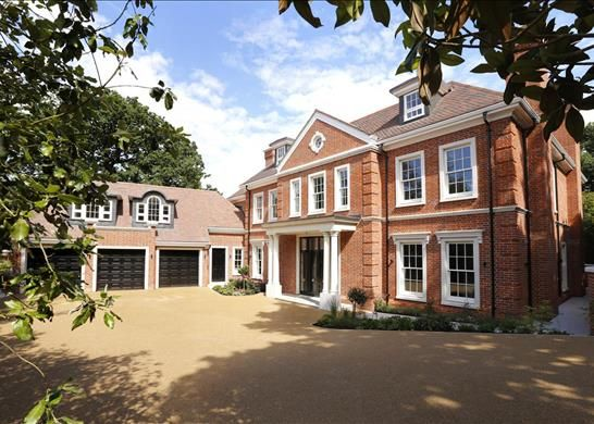 Thumbnail Property to rent in Coombe Hill Road, Kingston Upon Thames, Surrey