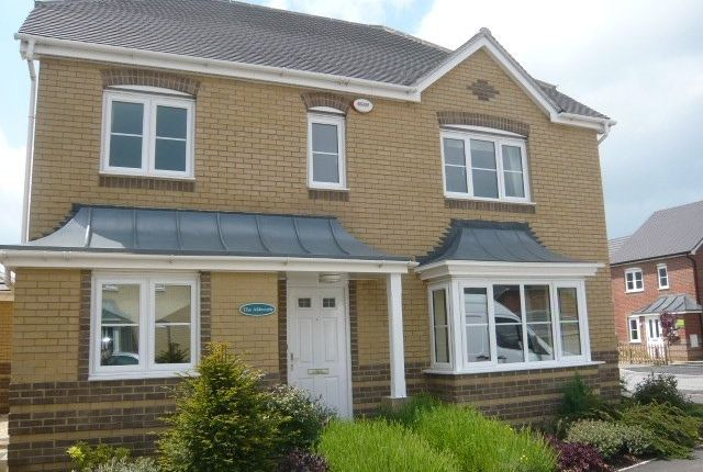 Thumbnail Detached house to rent in Wiltshire Crescent, Worting, Basingstoke