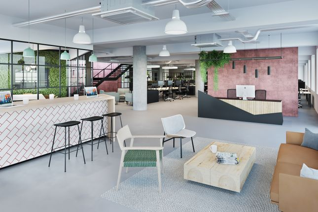Thumbnail Office to let in 1 Haberdasher Street, Shoreditch, London