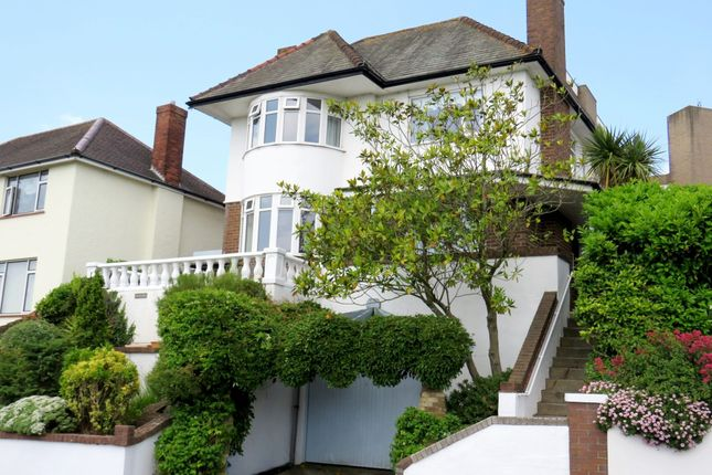 Thumbnail Detached house for sale in Romilly Park Road, Barry