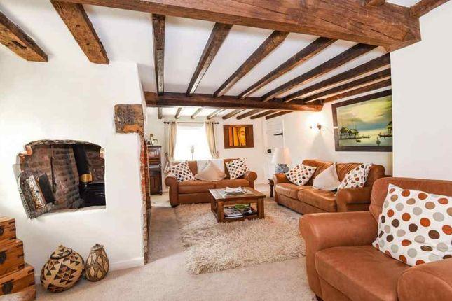 Living Room of Romsey Road, Whiteparish, Salisbury SP5